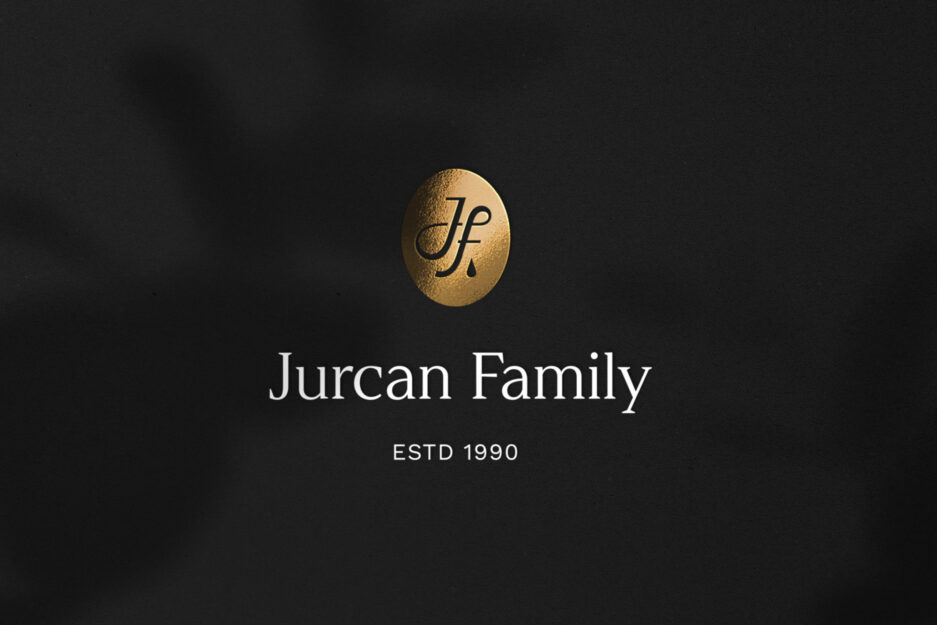 dizajn logotipa za maslinovo ulje